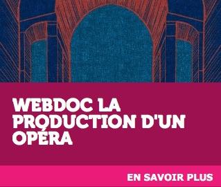 La conception d'une production d'opéra : Ressource pédagogique intéractive : webdocumentairera / Festival d'Aix-en-Provence | Festival d'Aix-en-Provence