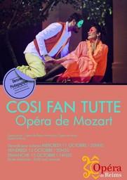 Cosi Fan Tutte : dossier Opéra de Reims |