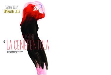 Programme de salle : La Cenerentola. 2016/2017, Opéra de Lille |