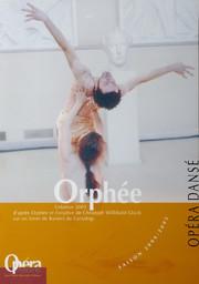 Programme de Salle : Orphée et Eurydice. 2004/2005, Opéra Théâtre de Limoges |