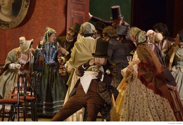 Photographie : Chapeau de paille d'Italie (Le). 2012/2013, Angers Nantes Opéra  