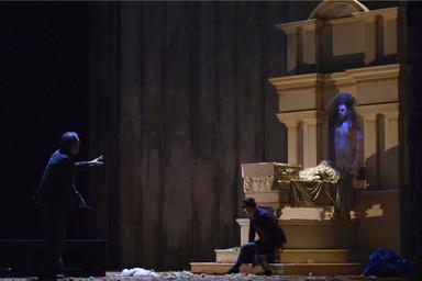 Photographie : Hamlet. 2009/2010, Opéra-Théâtre de Metz Métropole |