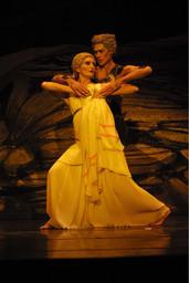 Photographie : Après-midi d'un faune (L'). 2009/2010, Opéra national de Bordeaux  