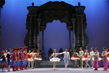 Photographie : Casse-Noisette. 2008/2009, Opéra de Nice Côte d'Azur |