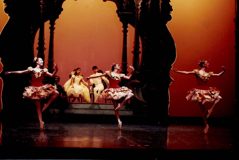 Photographie : Casse-Noisette. 1999/2000, Opéra de Nice Côte d'Azur  