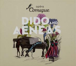 Programme de Salle : Dido and Æneas. 2008/2009, Théâtre national de l'Opéra-comique  