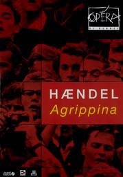 Programme de Salle : Agrippina. 2002/2003, Opéra de Rennes  