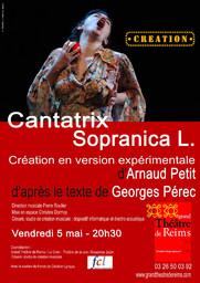 Affiche : Cantatrix Sopranica L.. 2005/2006 |