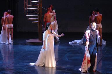 Photographie : Orphée et Eurydice. 2004/2005, Opéra Théâtre de Limoges |