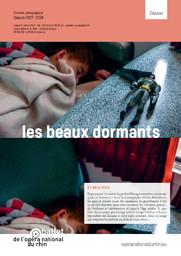 Les beaux dormants. 2017/2018, Opéra national du Rhin |