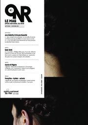 OnR LeMag. 2017/2018, Opéra national du Rhin : OnR LeMag #1 |