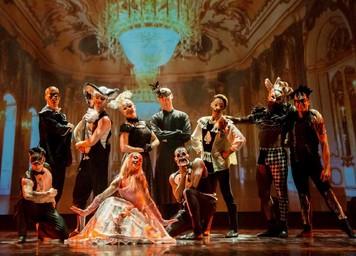 "Rock the Ballet : ""Romeo & Juliet"" |"