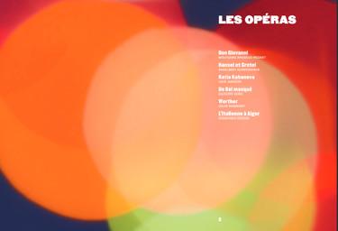 Opéra national de Lorraine - Brochure de Saison. 2017/2018 |