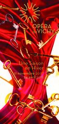 Opéra de Vichy - Brochure de saison. 2017/2018 |
