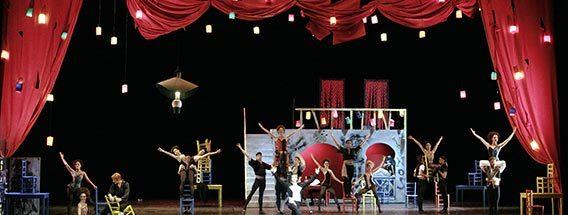 Roland Petit : Les Forains : L'Arlésienne : Carmen  