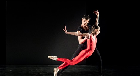 Maliphant / Millepied / Forsythe  |