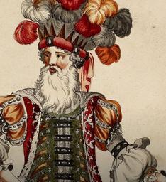Un air d'Italie - L'Opéra de Paris de Louis XIV à la Révolution |
