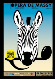 Opéra de Massy - Brochure de saison. 2019/2020, Opéra de Massy |