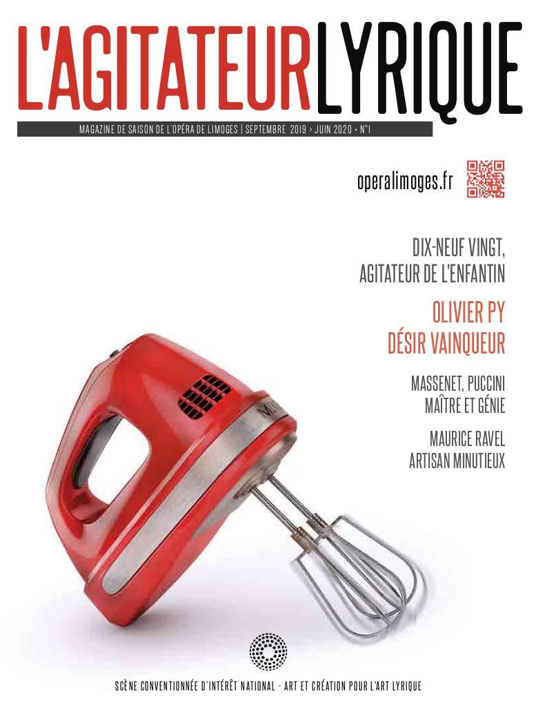 Opéra de Limoges - Brochure de saison. 2019/2020, Opéra de Limoges |