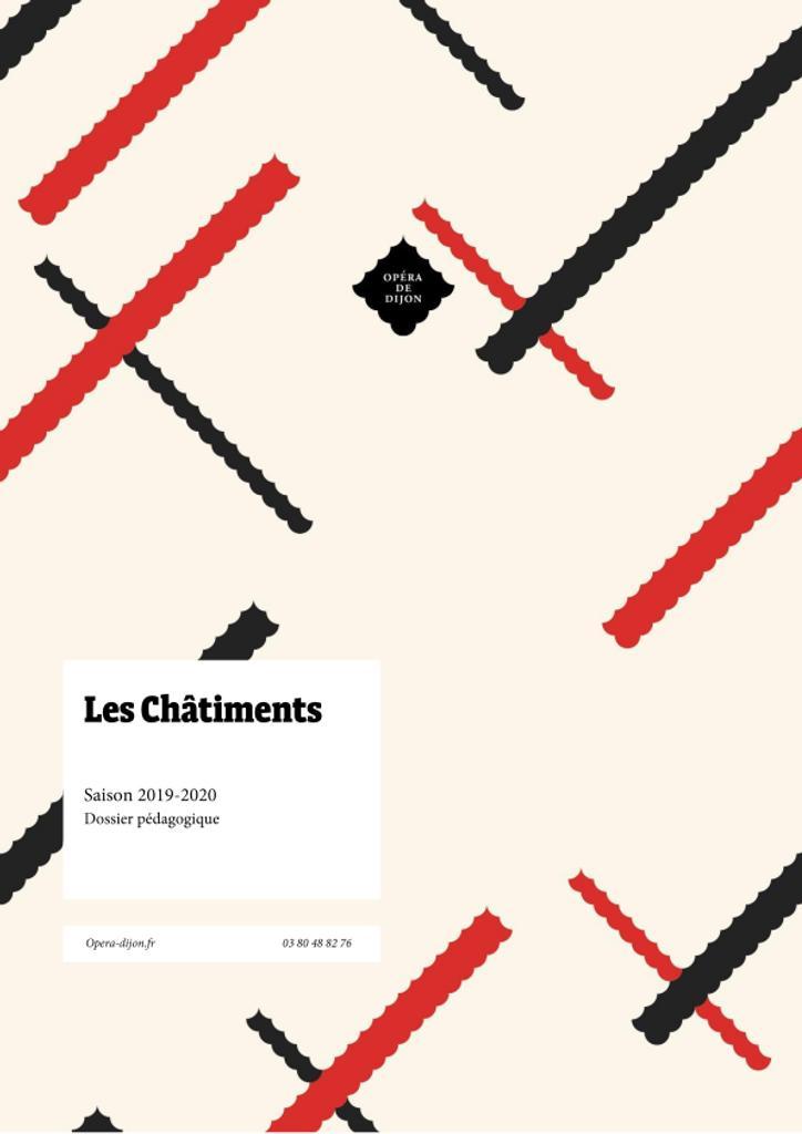 Dossier pédagogique - Les Châtiments : Les Châtiments. 2019/2020 |