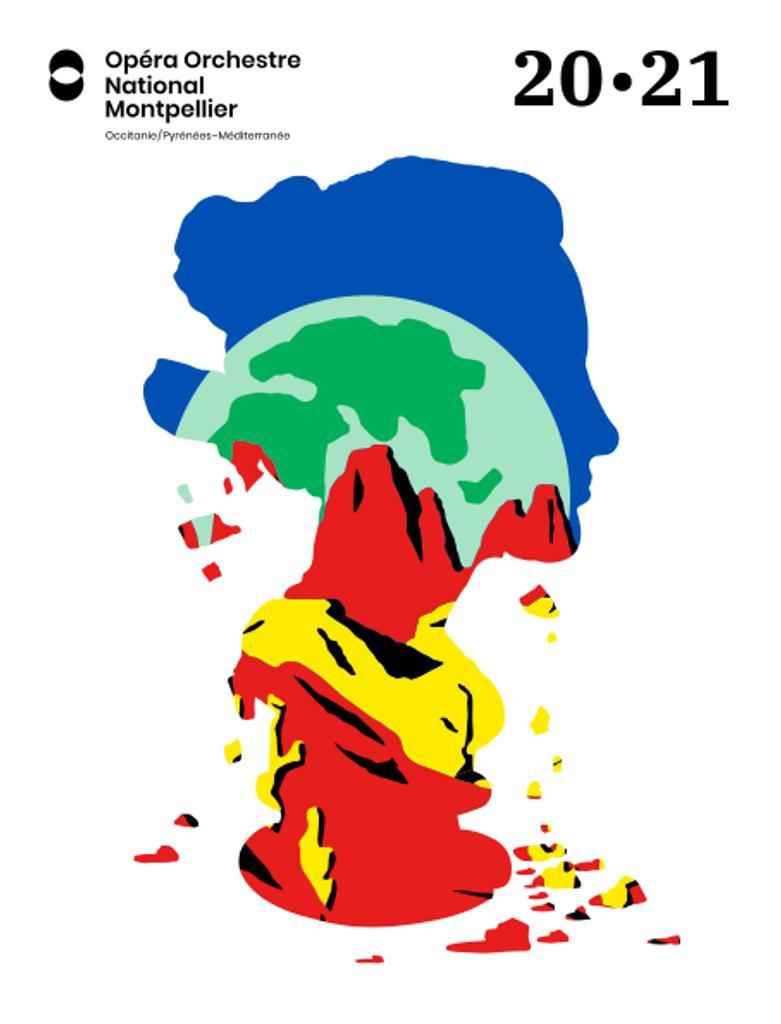 Opéra Orchestre national de Montpellier - Brochure de Saison. 2020/2021, Opéra Orchestre national de Montpellier Occitanie |