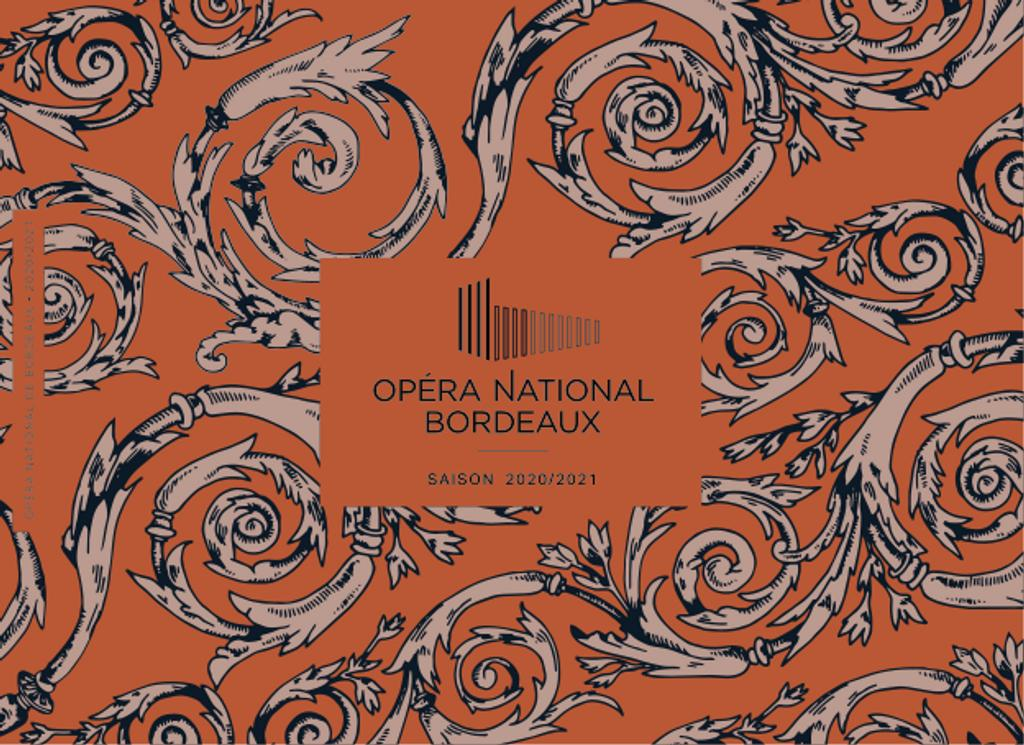 Opéra National Bordeaux - Brochure de saison. 2020/2021 |