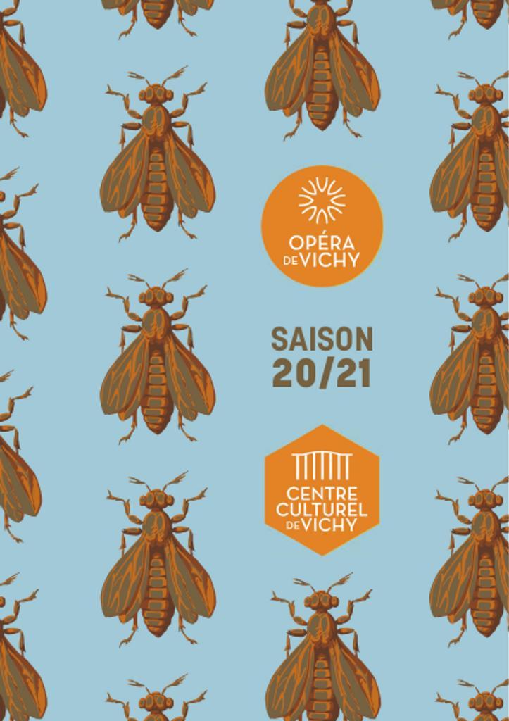 Opéra de Vichy - Brochure de saison. 2020/2021 |