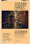 Affiche : Barbier de Séville (Le). 2010/2011, Angers Nantes Opéra |